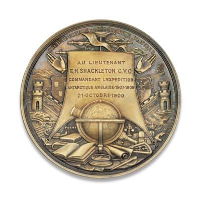 [Sir Ernest Henry Shackleton (
