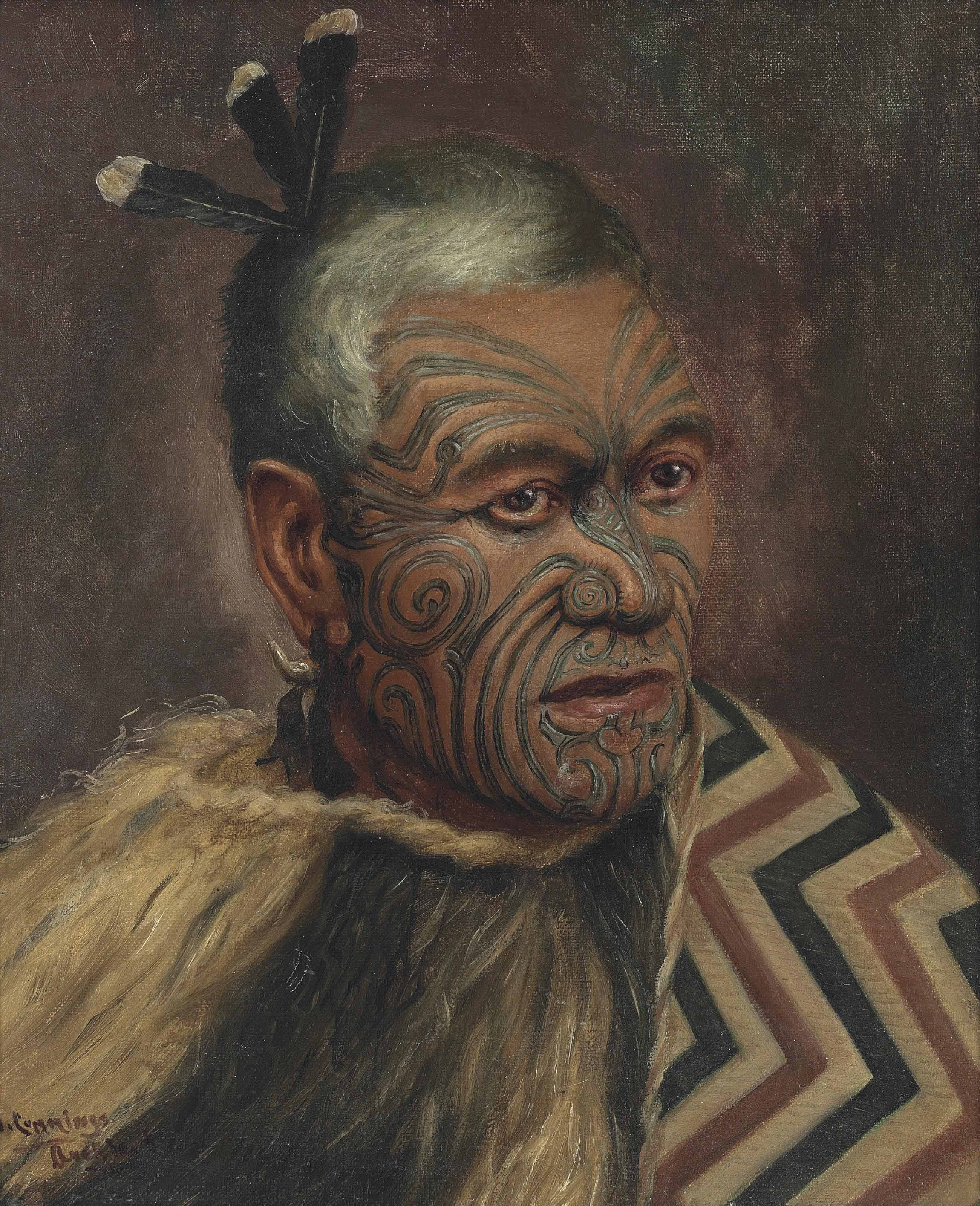 A Maori Chief