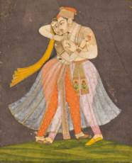 SIX INDIAN PAINTINGS