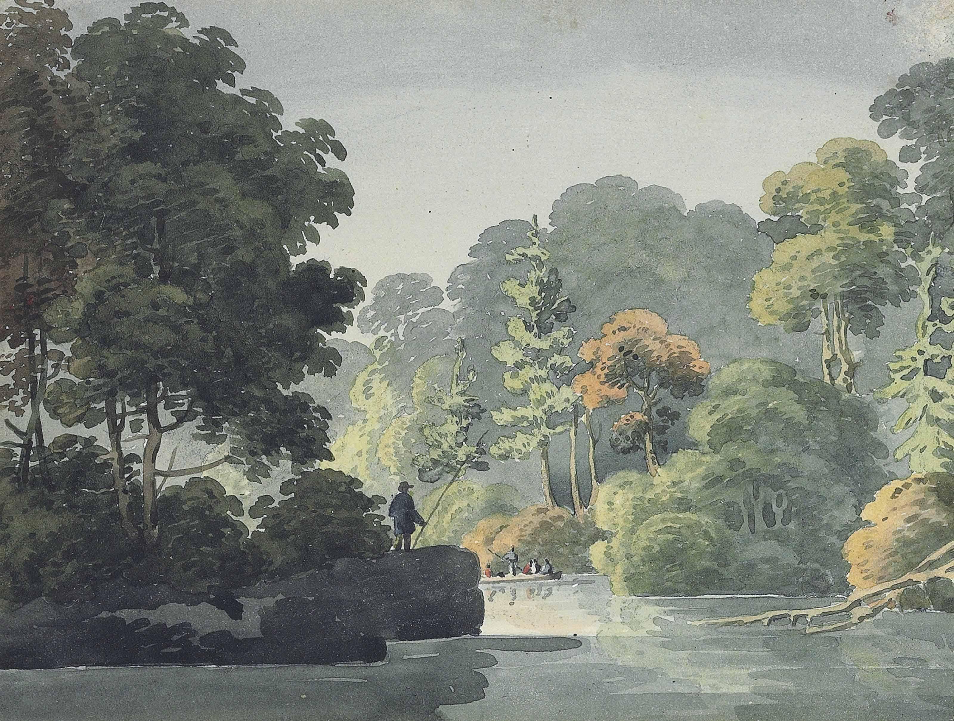 River St Charles, 1810