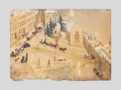 Canadian School, circa 1845