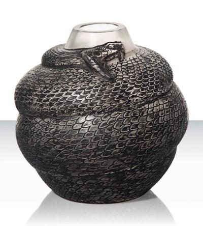 A 'Serpent' Vase, No. 896