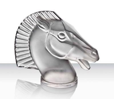 A 'Longchamp' Car Mascot, No.