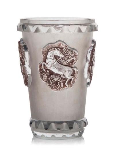 A 'Camargue' Vase, No. 10-937