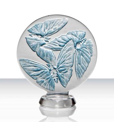 A 'Trois Papillons' Seal, No.