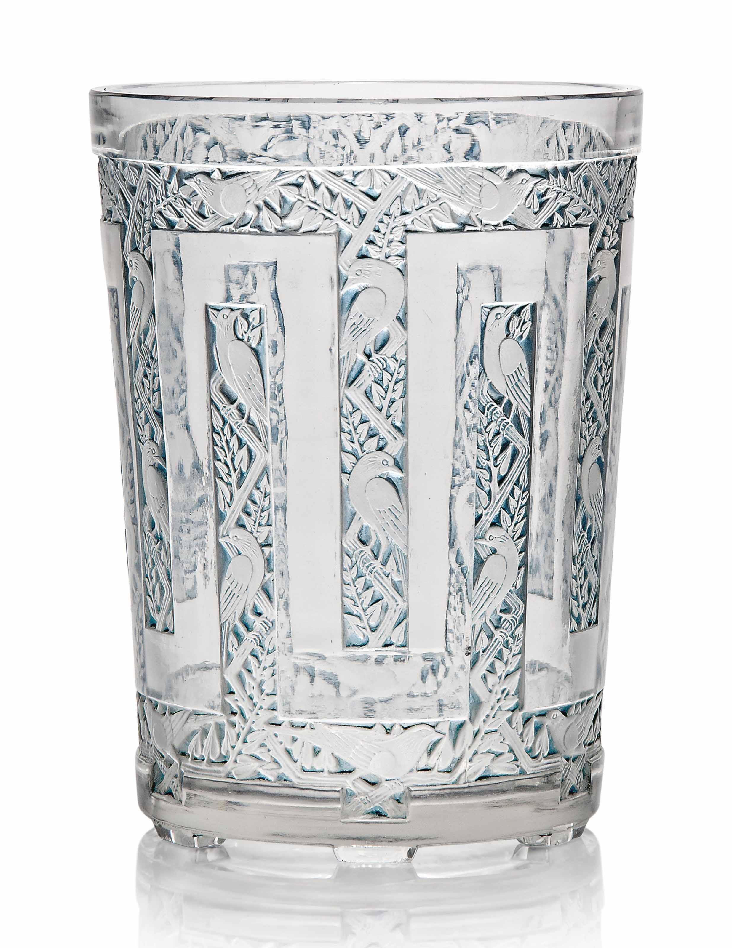 A 'Grimpereaux' Vase, No. 987