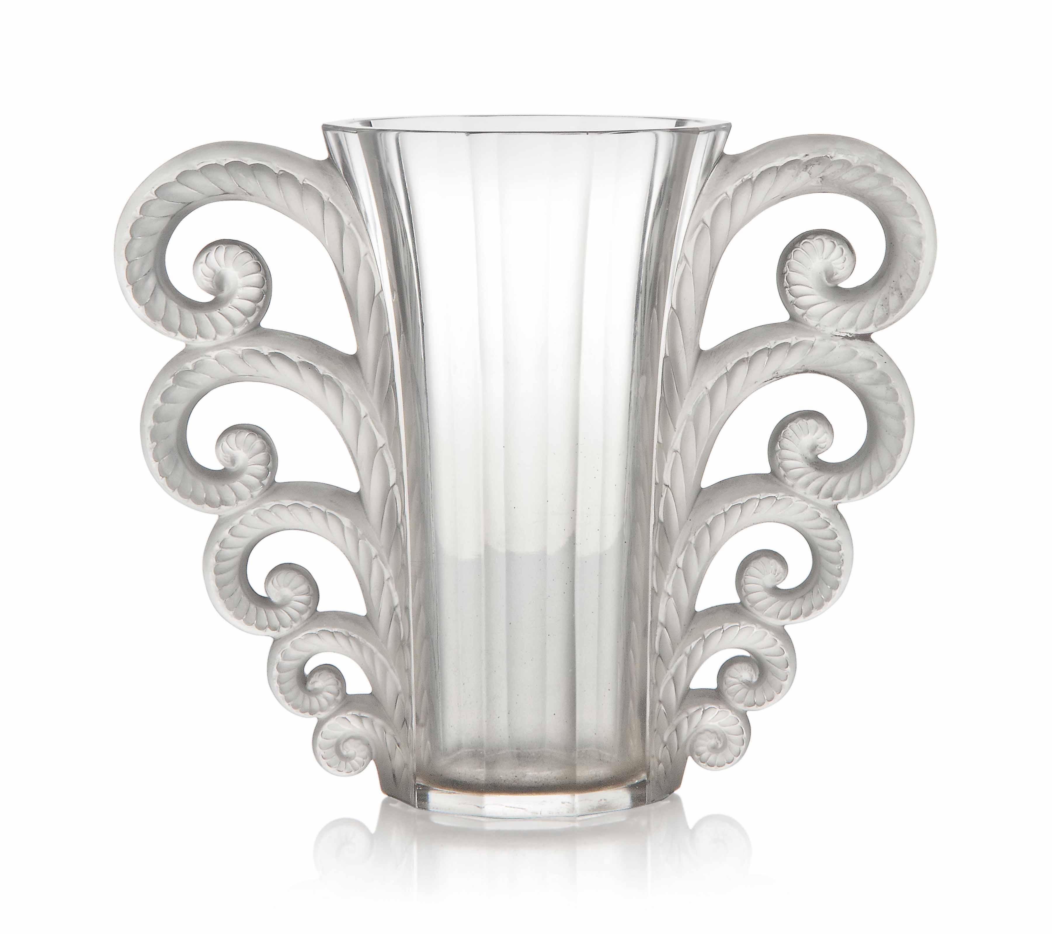 A 'Beauvais' Vase, No. 1069