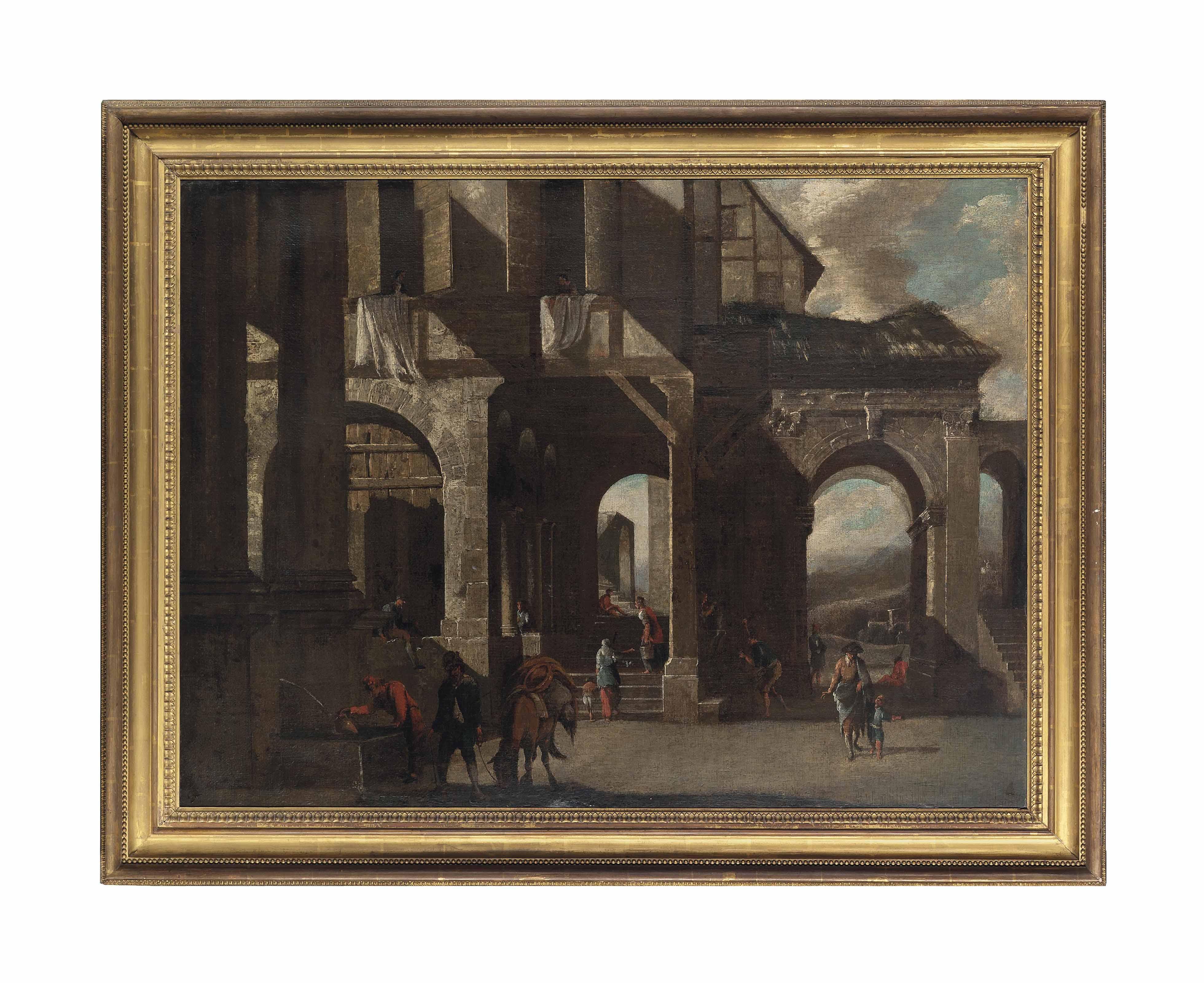 Viviano Codazzi (Bergamo c.160