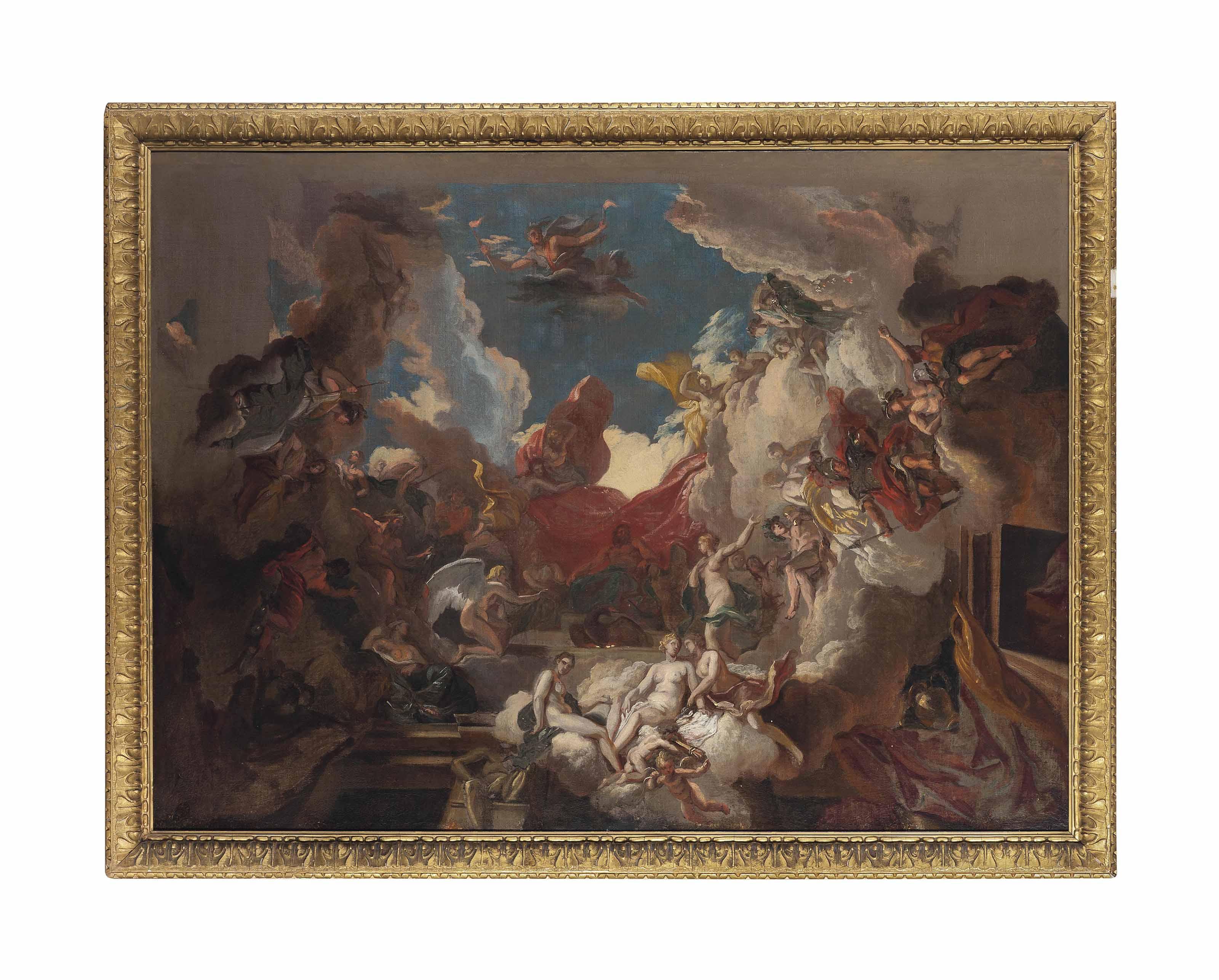 Louis Laguerre (Paris 1663-172
