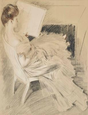 After Paul César Helleu (1859-