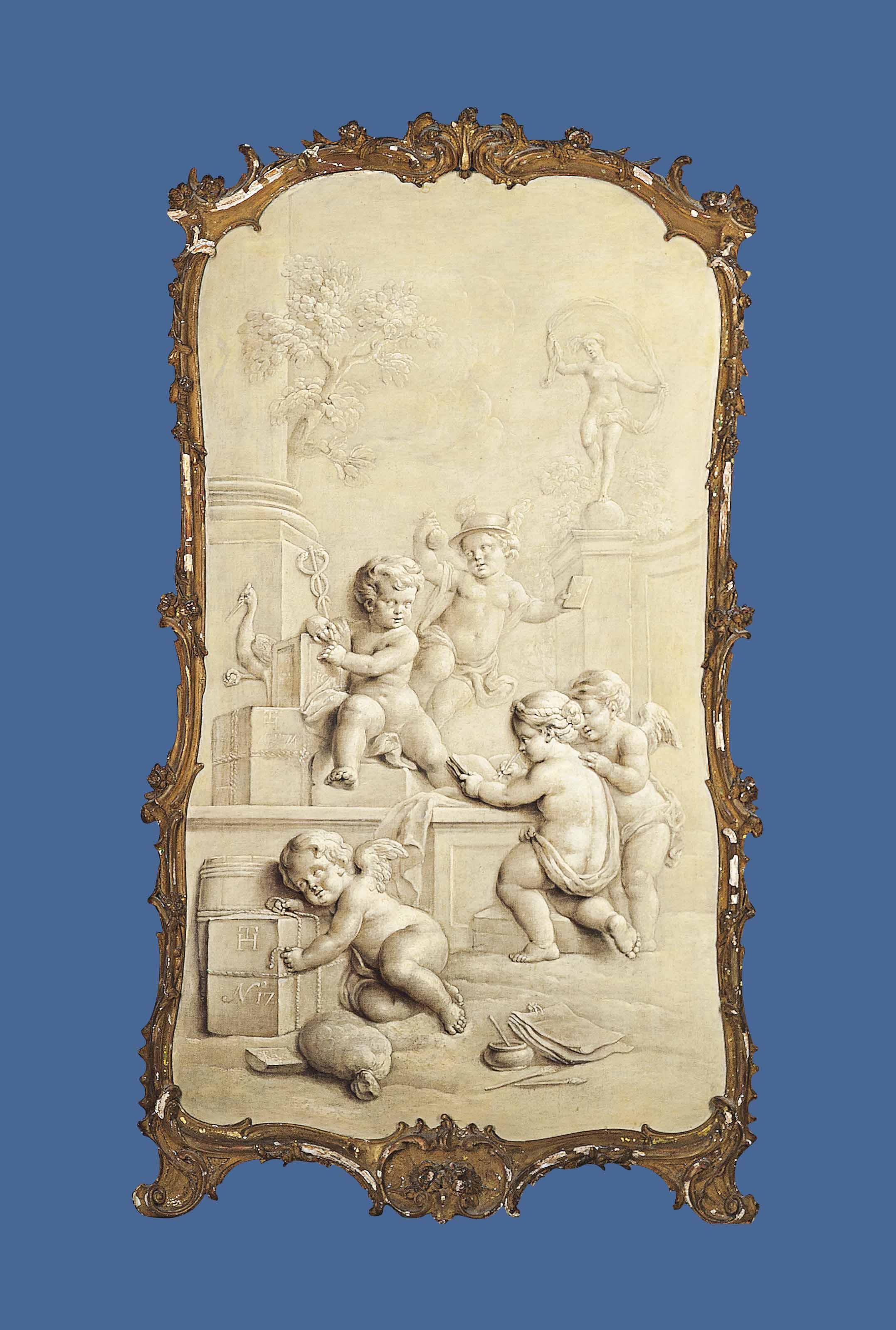 Circle of Jacob de Wit (1695-1