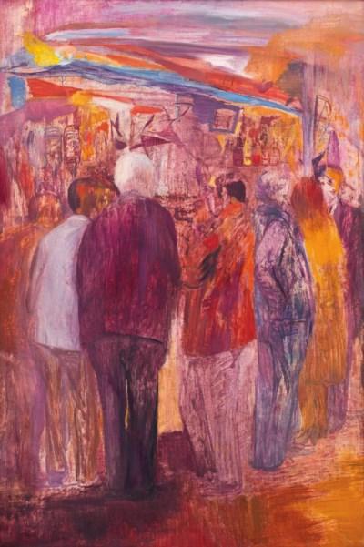 Farid Aouad (Lebanese, 1924-19