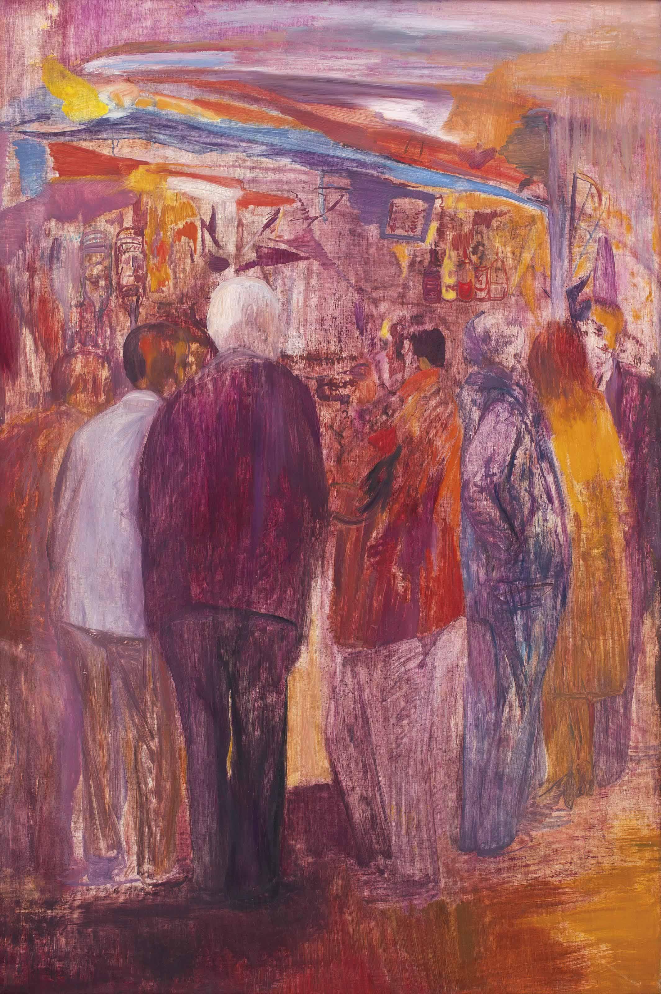 Farid Aouad (Lebanese, 1924-1982)