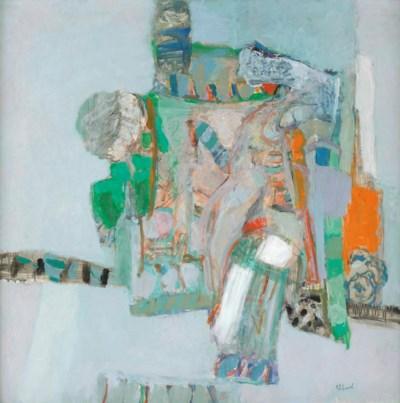 Shafic Abboud (Lebanese, 1926-