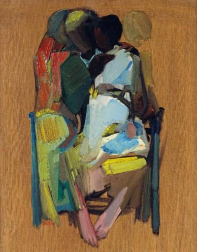 Paul Guiragossian (Lebanese, 1