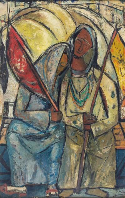 Tahia Halim (Egyptian, 1919-20