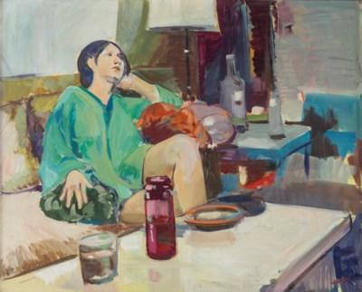 Kadhim Haidar (Iraqi, b. 1932)