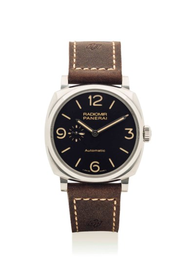 PANERAI. A FINE STAINLESS STEE
