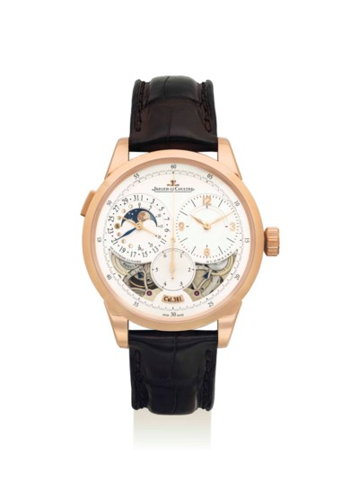 JAEGER-LECOULTRE. A VERY FINE