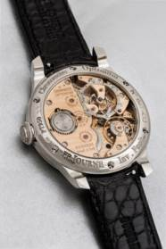 F.P. JOURNE. A VERY RARE AND F