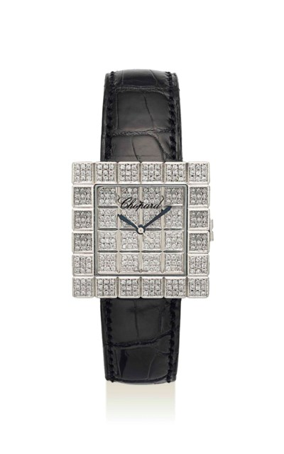CHOPARD. A LADY'S VERY FINE 18