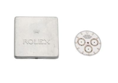 ROLEX. A VERY RARE AND HISTORI