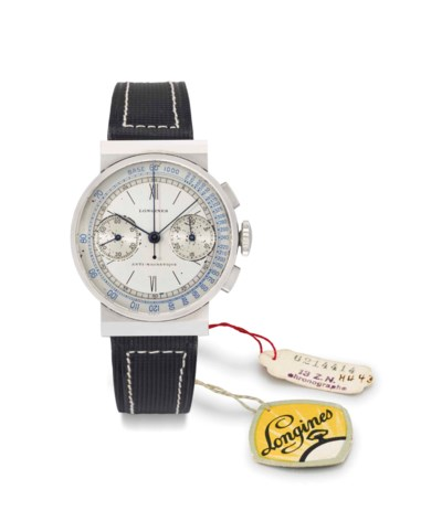 Longines. An attractive and un