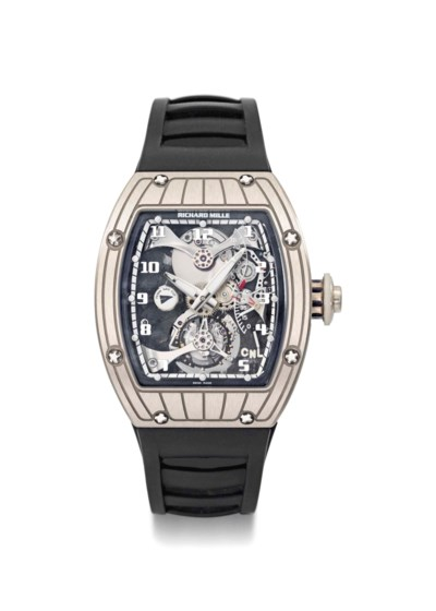 Richard Mille. A fine and very