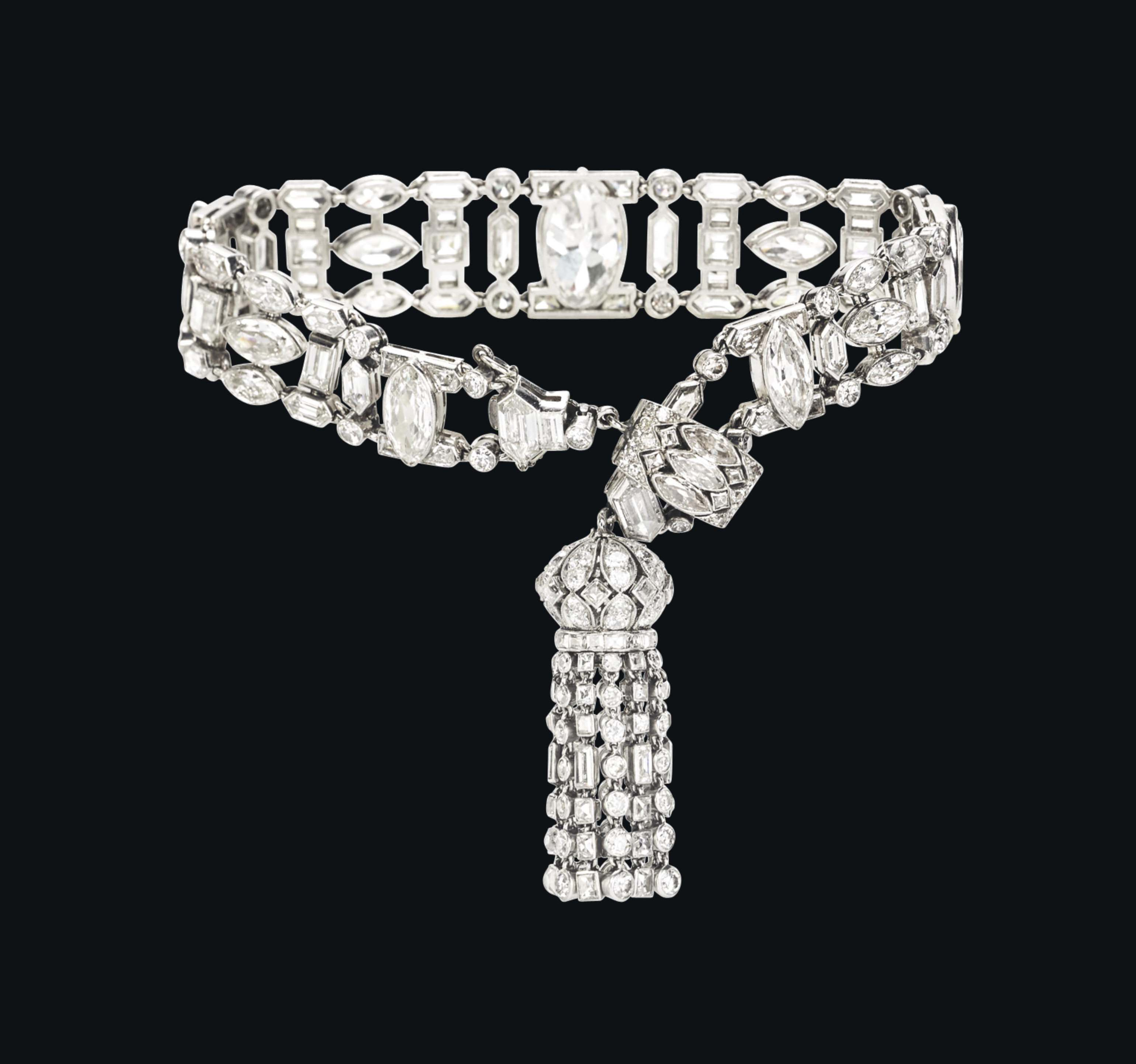 art deco jewellery essay Art deco - history and modern influence - free download as pdf file (pdf) or read online for free an essay on the art deco movement spent about 20 hours researching and writing this paper.