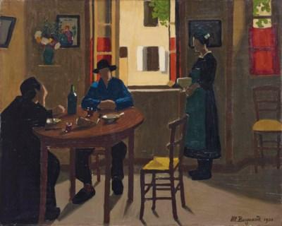 MARIUS BORGEAUD (1861-1924)