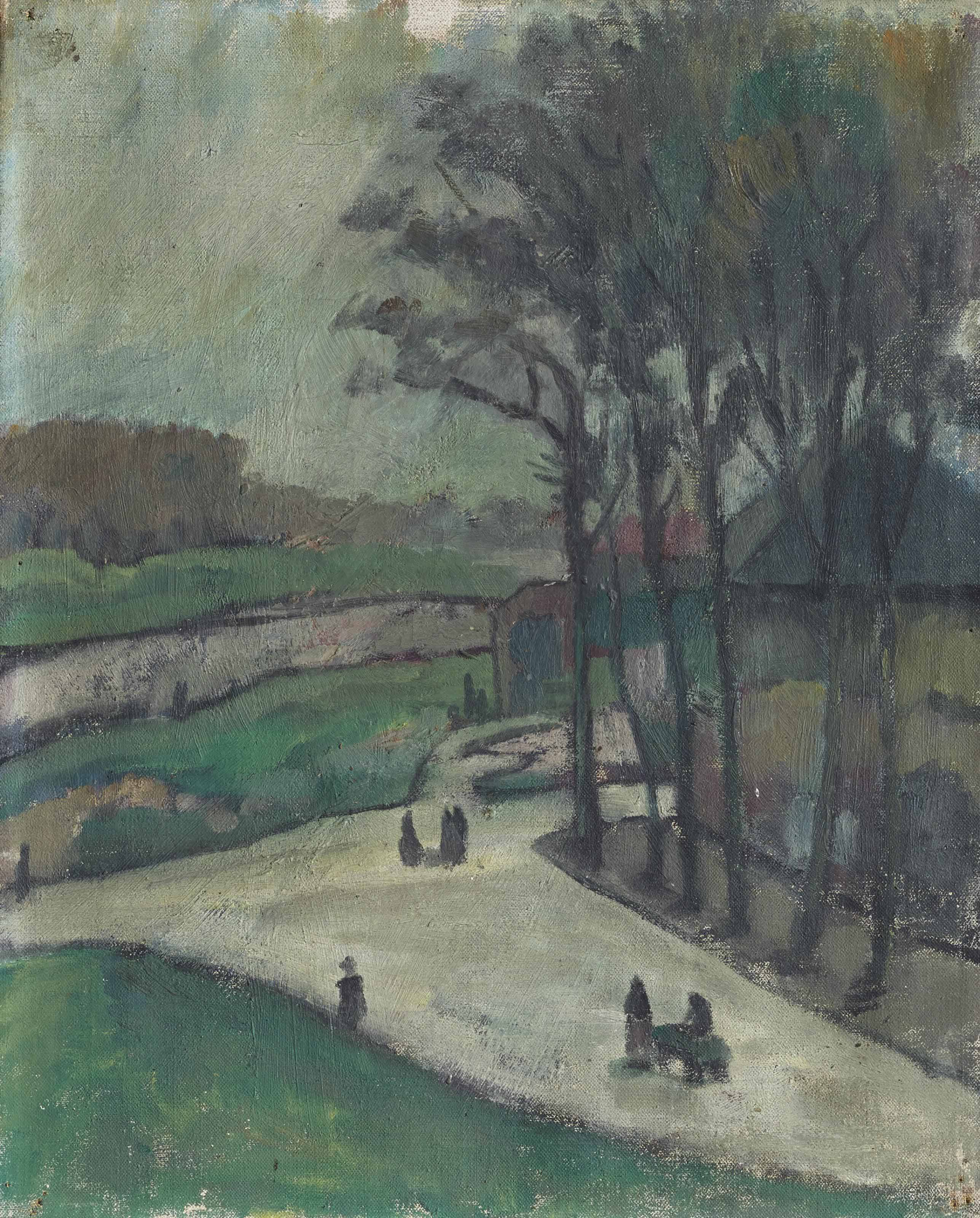 Pariser Vorstadt, 1912/13