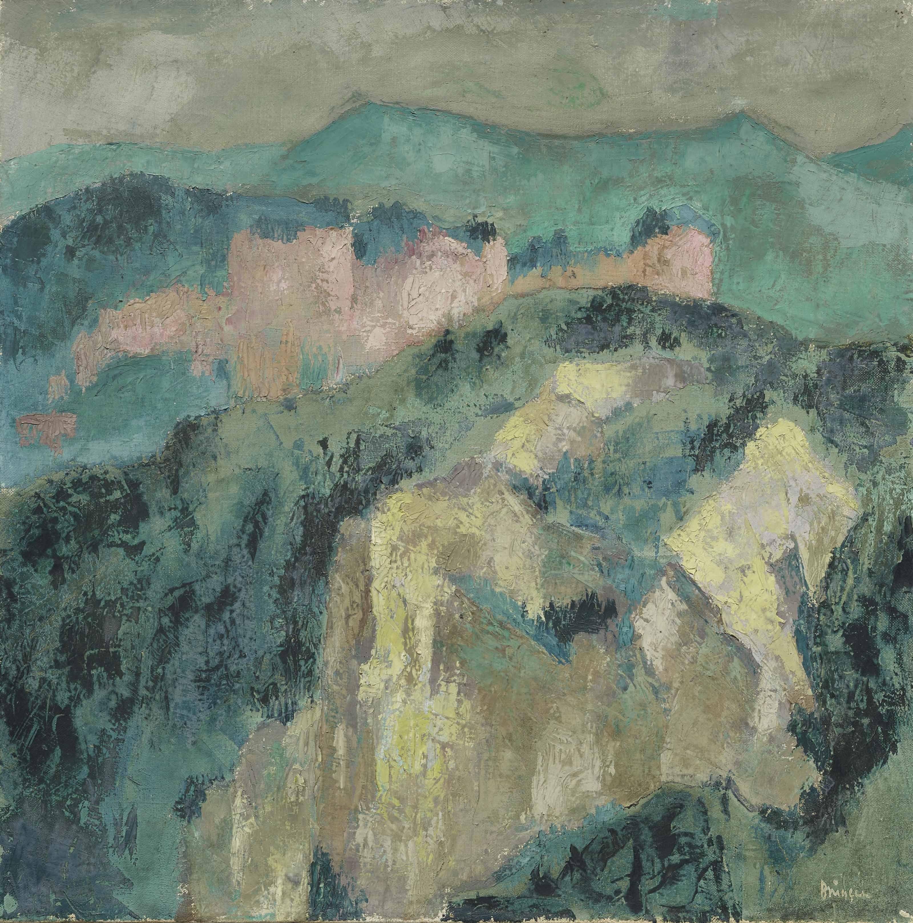 ARNOLD BRÜGGER (1888-1975)