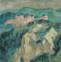 Wald und Felsen, um 1923