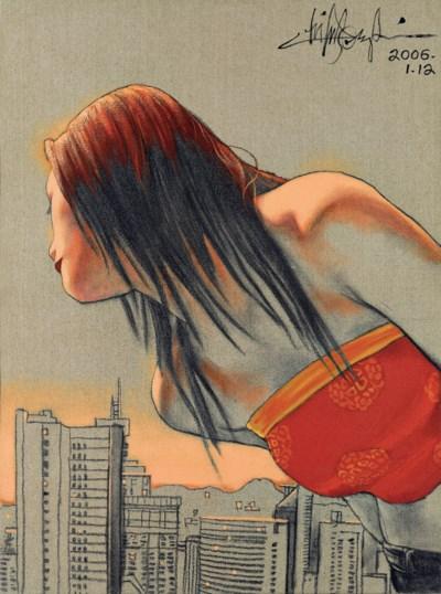 ZHONG BIAO (b. 1968) (Chinese,