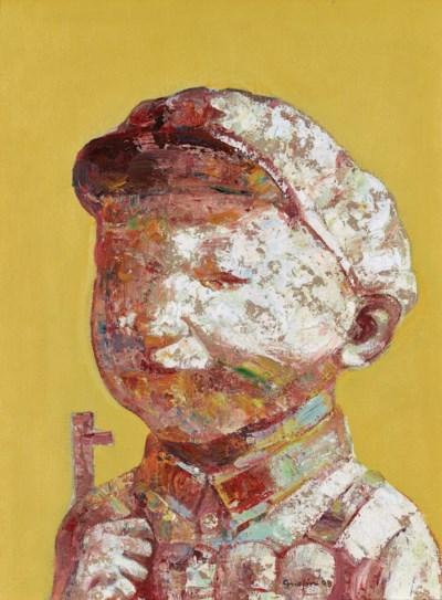 GUO JIN (b. 1964) (Chinese, B.