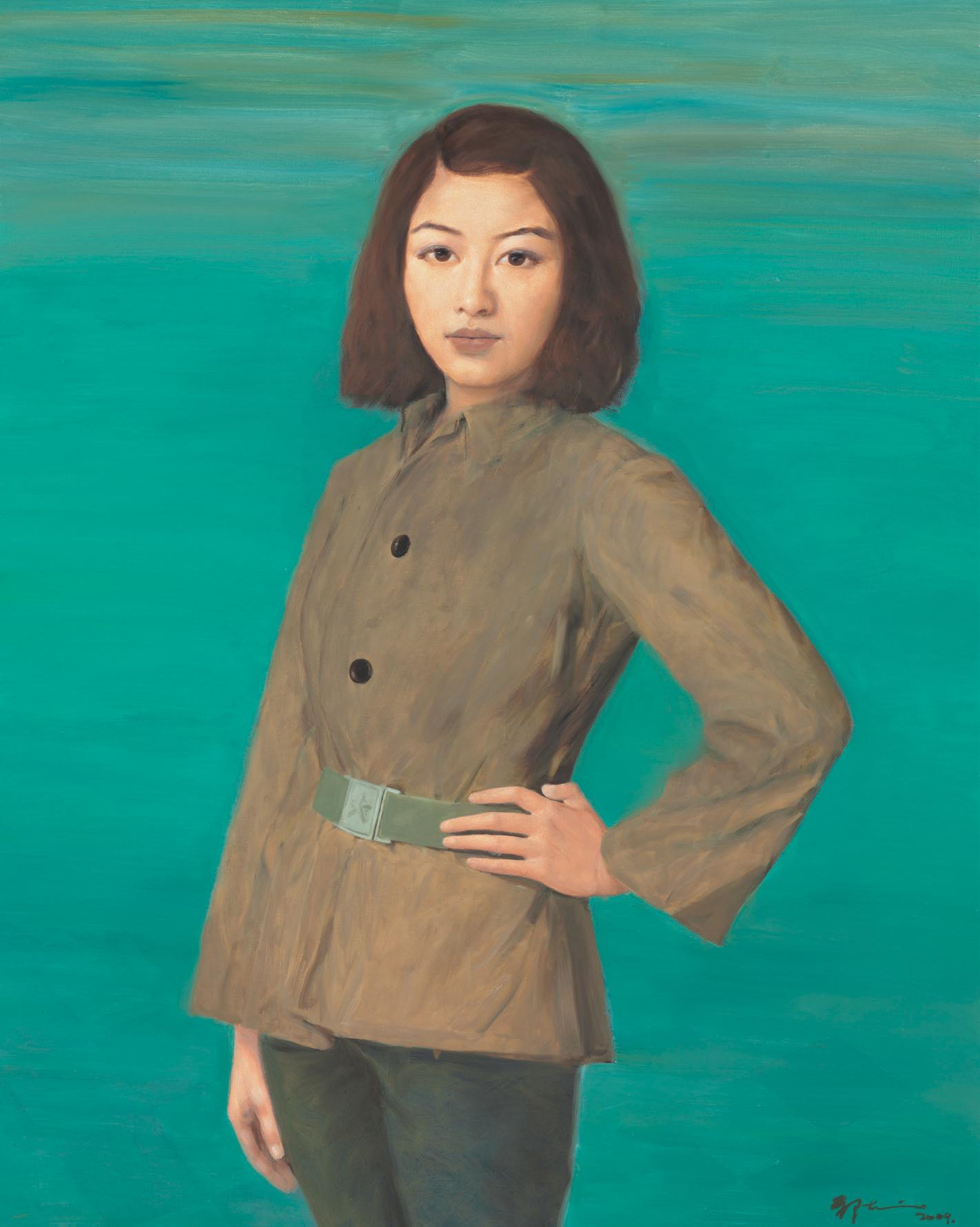 QI ZHILONG (b. 1962) (Chinese,