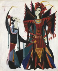 Chinese Opera Series: Female Warrior of the Yangs