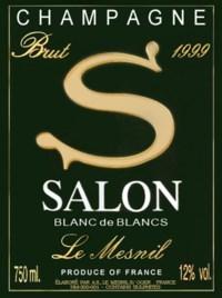 Salon Le Mesnil Blanc de Blancs 1999