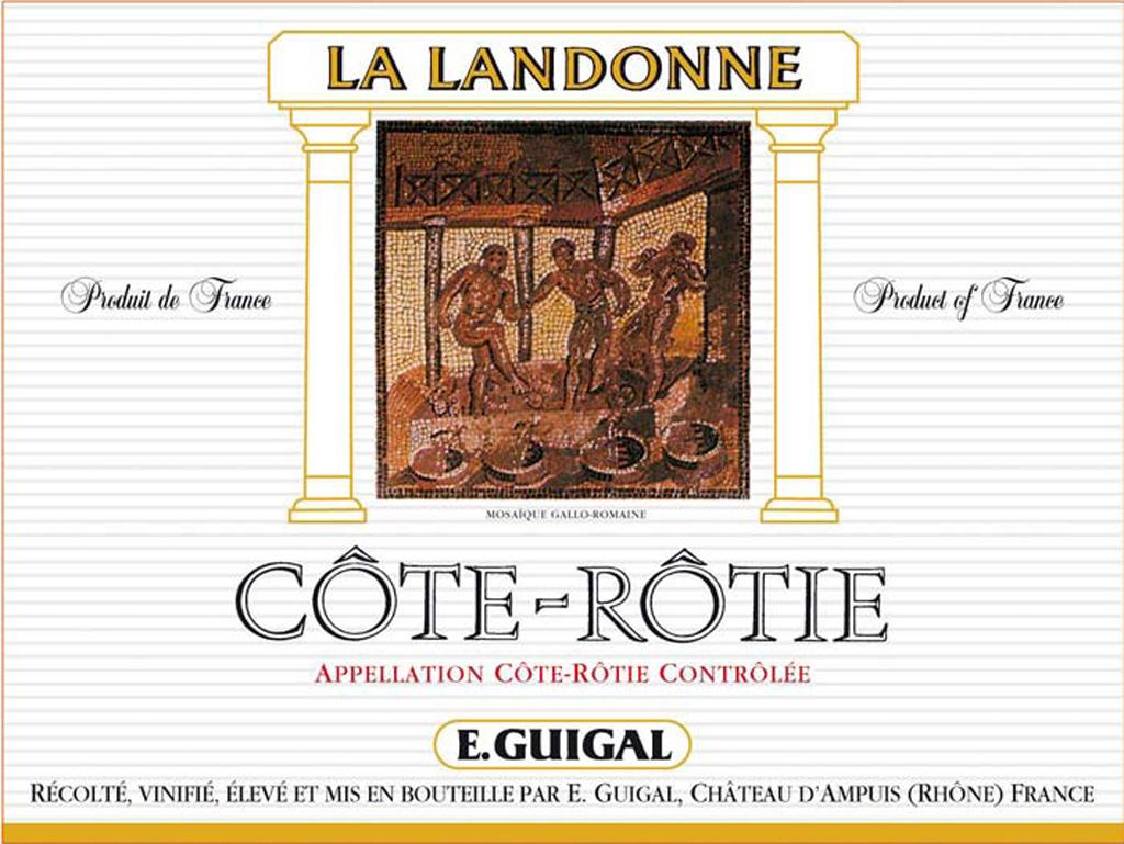 E. Guigal Côte-Rôtie La Landonne 1978