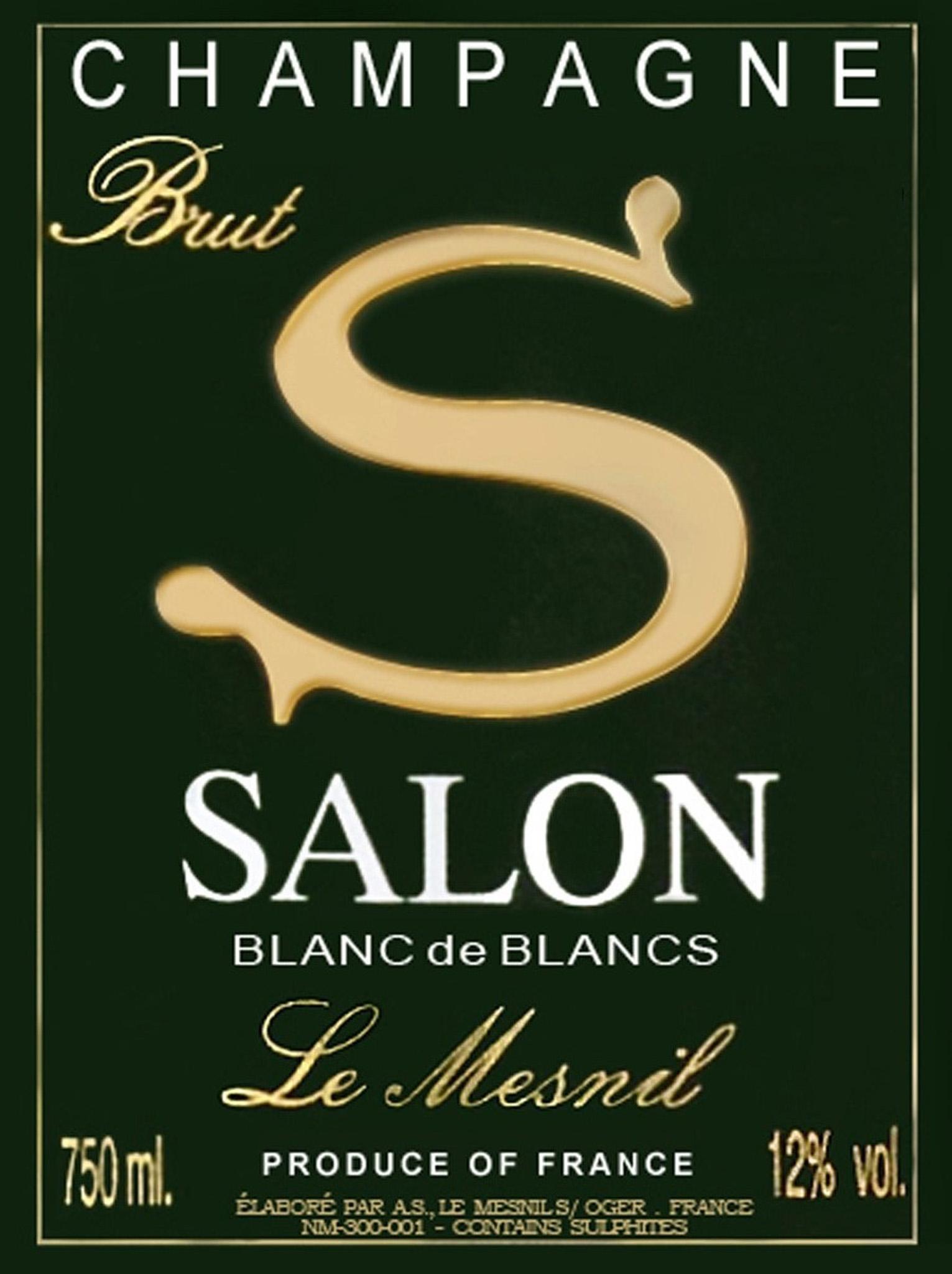Salon Le Mesnil Blanc de Blancs 1997