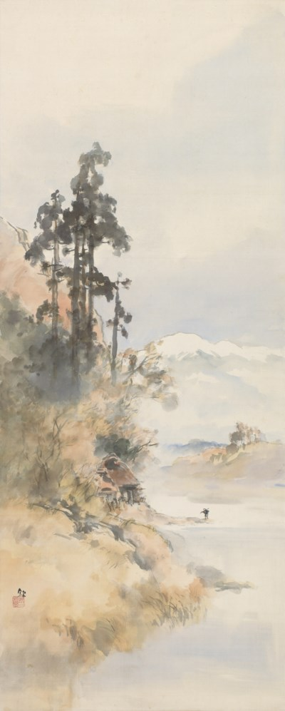 KINICHIRO ISHIKAWA (Japanese,