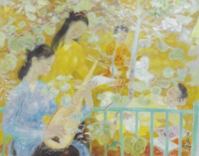 LE PHO (Vietnamese, 1907-2001)