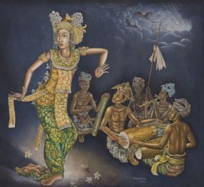 ANAK AGUNG GEDE SOBRAT (Indone