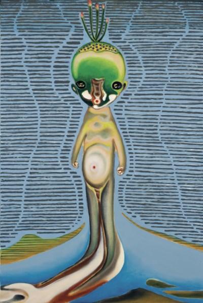 IZUMI KATO (Japanese, B. 1969)