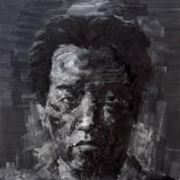 Black Selfportrait