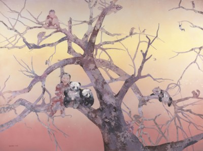 GUO JIN (Chinese, B. 1984)