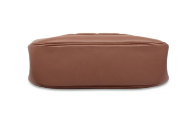 A MARRON D'INDE SWIFT LEATHER