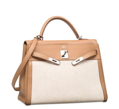 A TABAC CAMEL SWIFT LEATHER &