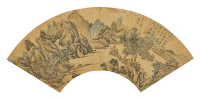 TANG YIN (ATTRIBUTED TO, 1470-