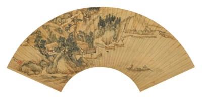 CHEN HUAN (1580-1644)